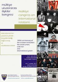 Mülkiye Uluslararası İlişkiler Kongresi, Ekim Devriminin 100. Yılı: ile ilgili görsel sonucu