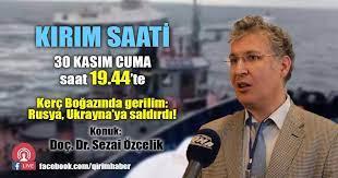 Kırım Saati'nde bu hafta Kerç'te yaşanan... - Kırım Haber Ajansı - QHA    Facebook